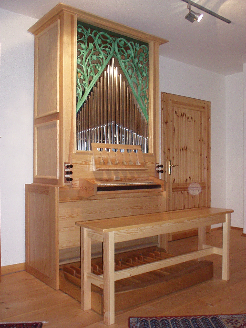 virtuelle orgel